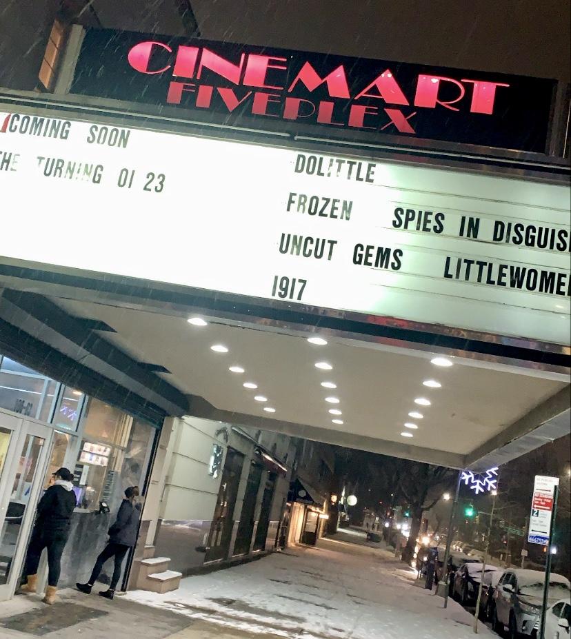 kino Cinemart Cinemas Queens