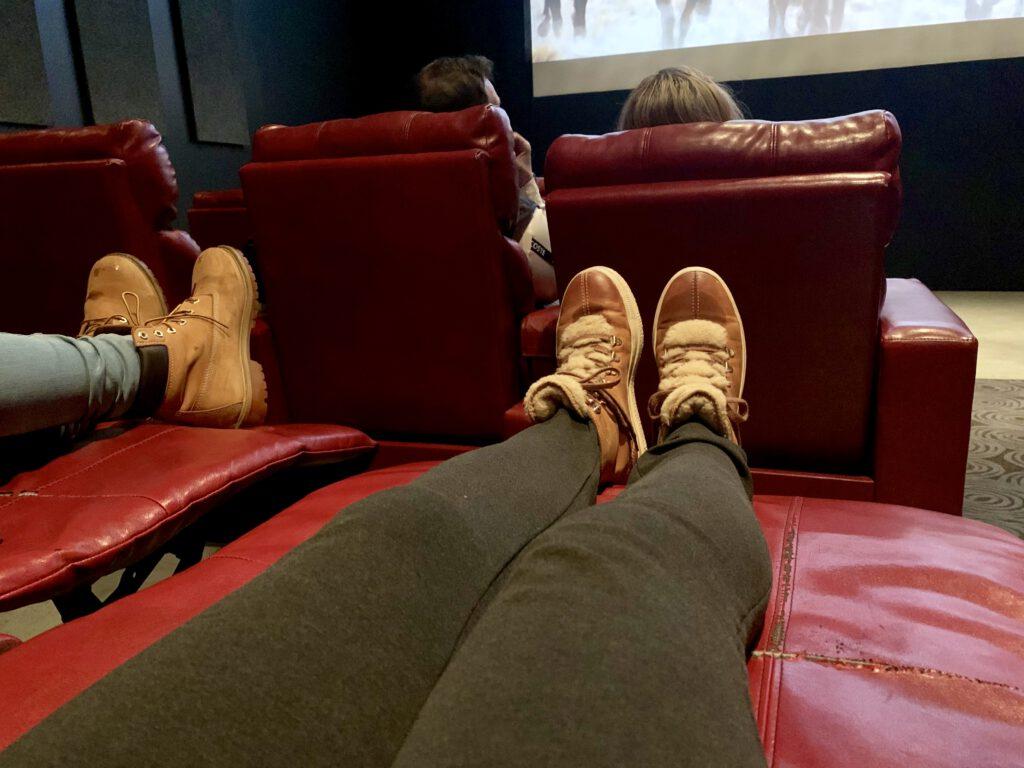 edačky kino Cinemart Cinemas